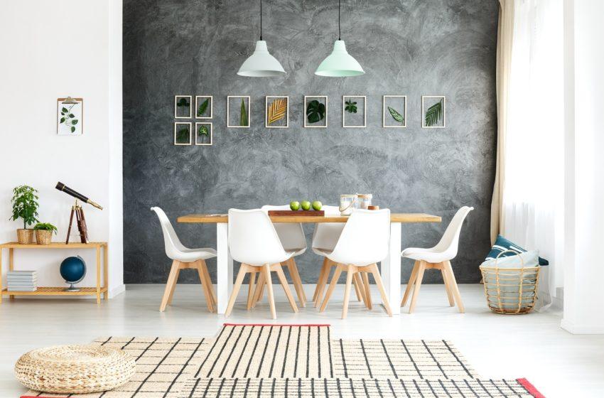 Obtenez plus de design avec un décor mural moderne