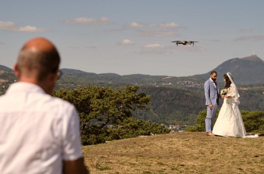 Un Drone A Mon Mariage Avec Imag'in Drone : Les Recommandations
